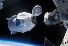 """Photo of كبسولة """"كرو دراجون"""" تنجح في الالتحام بمحطة الفضاء الدولية"""
