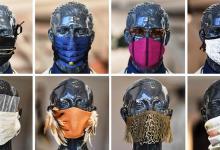 Photo of الكمامة في زمن كورونا.. حماية وموضة وابتكارات جديدة