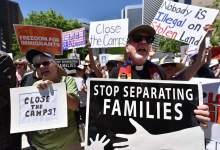 Photo of تقرير يتهم وكالة الهجرة والجمارك باستغلال جائحة كورونا لفصل العائلات