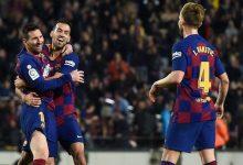 Photo of ميسي يعود ويقود برشلونة لفوز ساحق في الدوري الأسباني