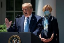 Photo of ترامب يشيد بتدخل الحرس الوطني في واشنطن ومينيابوليس