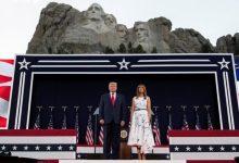 Photo of ترامب ينتقد المحتجين ويؤكد: نحن البلد الأكثر عدلًا على وجه الأرض