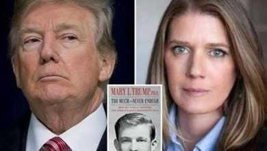 Photo of ترامب يهاجم ابنة شقيقه.. وكتابها يحقق مبيعات خيالية