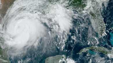 "Photo of إعصار ""هانا"" يضرب تكساس ويهدد بحدوث فيضانات"