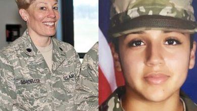 """Photo of ضابطة بسلاح الطيران تزعم أن ما حدث للمجندة فانيسا """"أمر طبيعي""""!"""