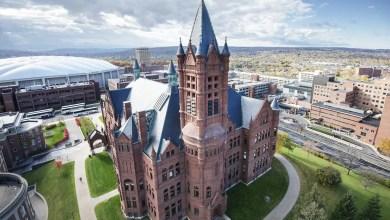Photo of منحة للحصول على البكالوريوس من جامعة Syracuse بأمريكا