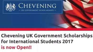 Photo of احصل على منحة Chevening البريطانية أفضل منحة دراسية بالعالم