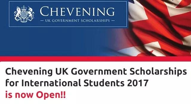احصل على منحة Chevening البريطانية أفضل منحة دراسية بالعالم