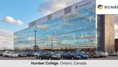 Photo of كلیة ھامبر تقدم 25 منحة دراسیة جزئیة وكاملة ب 192 تخصصاً في كندا للطلبة الدوليين !!!!