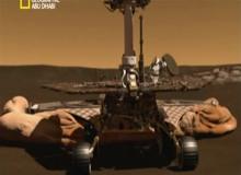 شهر الفضاء : روبوت المريخ
