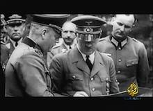 إنهيار النازية : إنتفاضة الفرنسيين و الإنكليز ج1