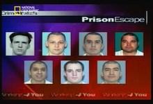 صورة هروب ماكر : الفارون السبعة في تكساس