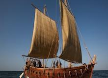 الداو العماني : سفينة كنوز العرب