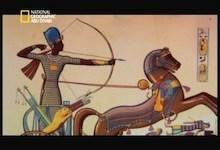 صورة قصص قبور : ملك مصر المقاتل