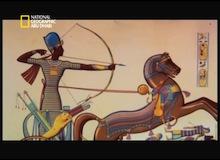 قصص قبور : ملك مصر المقاتل