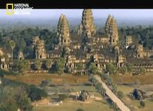 معالم أثرية عملاقة : أنكور وات