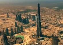 أطول أبراج العالم : برج خليفة
