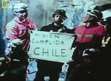 عمال مناجم التشيلي