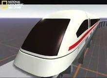هياكل عملاقة : قطارات المستقبل