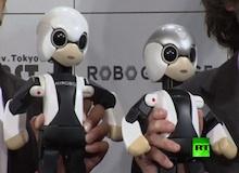 اليابان تعتزم غزو الفضاء بروبوتين