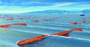 هياكل عملاقة : توليد الكهرباء من المحيط