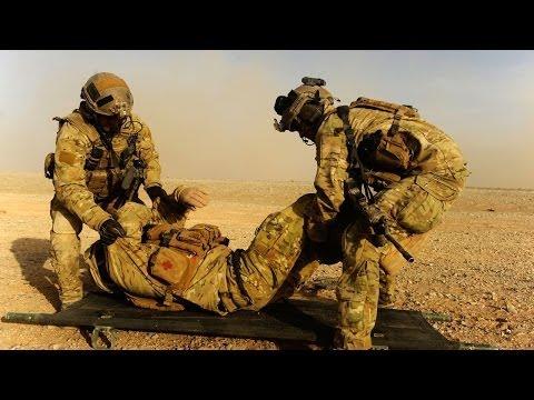 عمليات الانقاذ في الحروب : في قلب النار - موقع علوم العرب