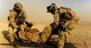 عمليات الانقاذ في الحروب : في قلب النار