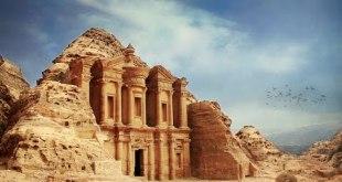 حضارات ضائعة : بترا و الأنباط