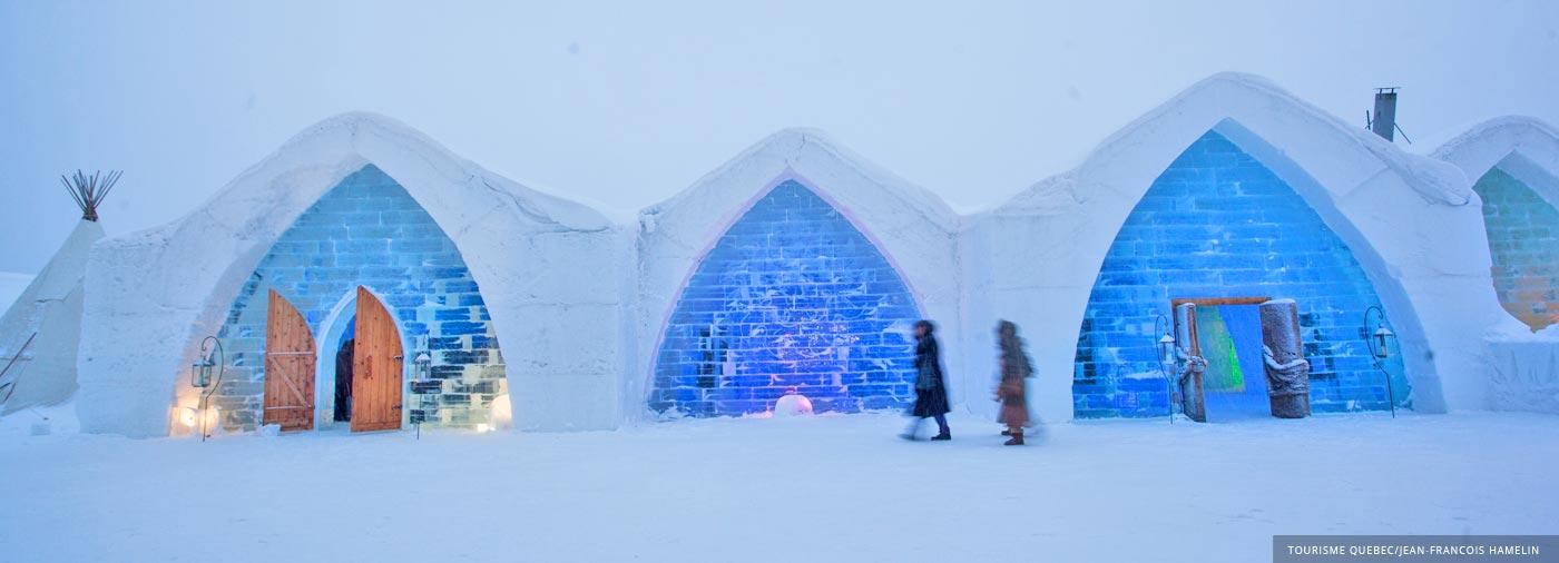 """مقال : """"فندق الجليد"""" السحري في السويد ! - موقع علوم العرب"""