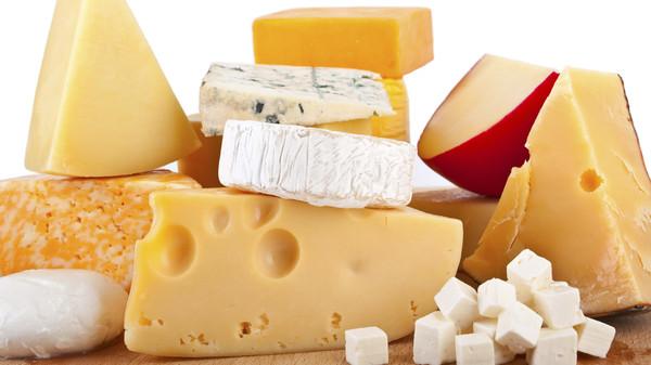 الزبدة و الجبنة
