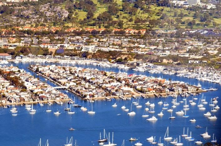 جزيرة بالبوا  كاليفورنيا الولايات المتحدة الأمريكية