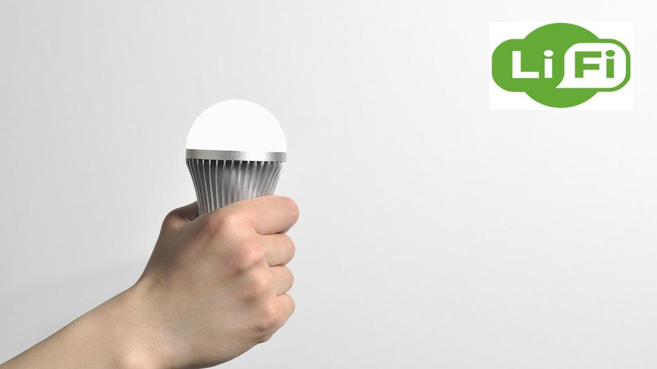 مقتطف - تقنية Li-Fi الجديدة للإنترنت تفوق سرعة Wi-Fi ب100 مرّة - موقع علوم العرب