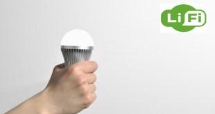 مقتطف - تقنية Li-Fi الجديدة للإنترنت تفوق سرعة Wi-Fi ب100 مرّة