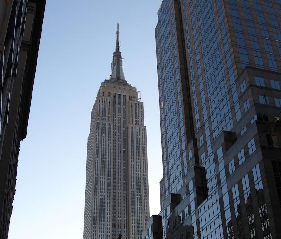 مبنى امباير ستيت Empire State