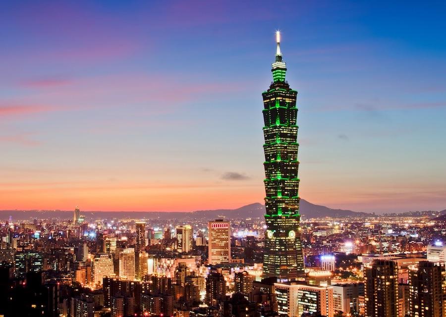 تايبيه Taipei 101