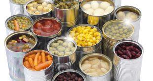 مقال : تعرف على مزايا وعيوب الخضروات المعلبة