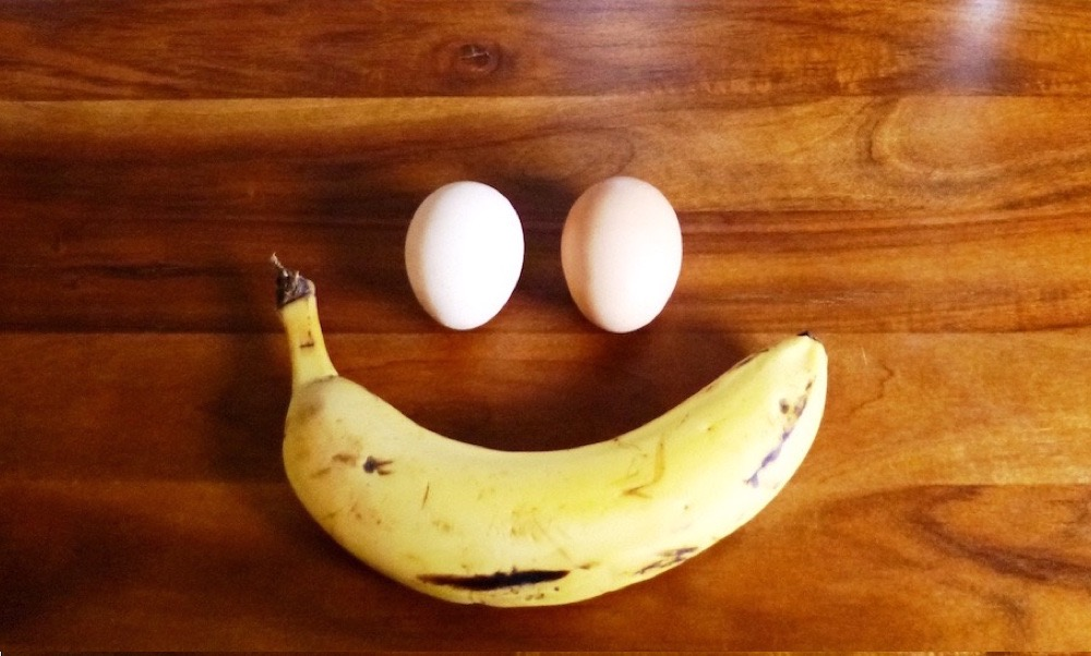 مقتطف - هل تناول الموز والبيض معا يقتل الانسان؟