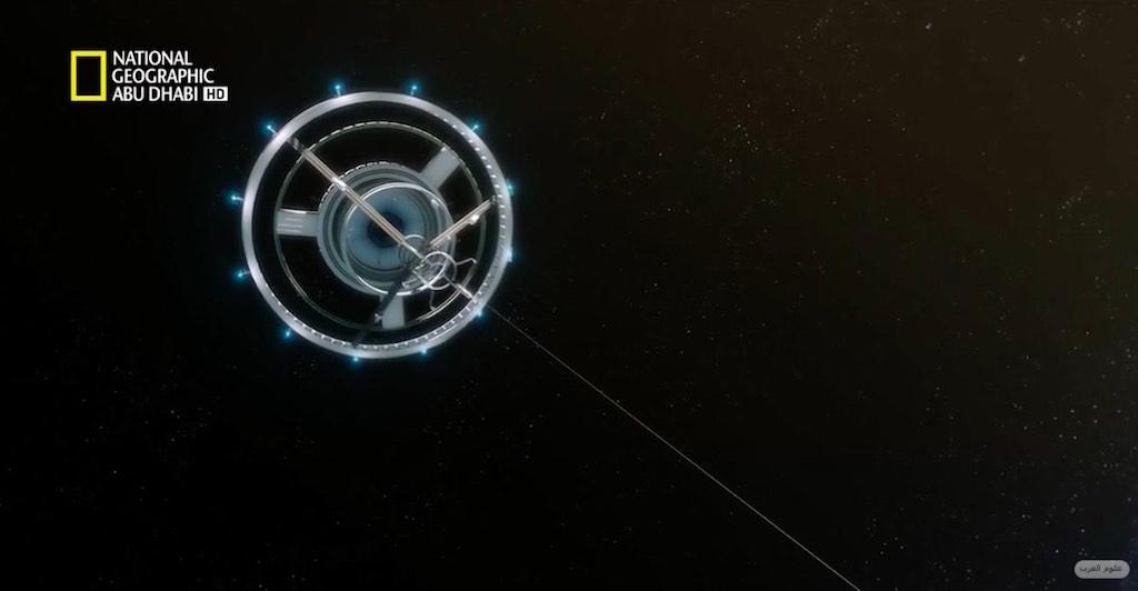 الكون المعجز HD : الهروب من الكوكب - موقع علوم العرب