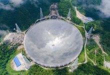 """صورة مقال – أكبر تلسكوب لاسلكي في العالم  لاكتشاف """"مخلوقات الفضاء"""" !!!"""