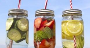 مقال - مشروبات طبيعية تخلّص جسمك من السموم