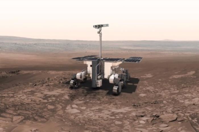 مهمة مشتركة بين أوروبا و روسيا لاكتشاف المريخ