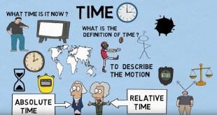 مقتطف : ما هو الزمن ؟ و لماذا يسير الزمن في اتجاه واحد ؟