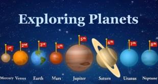 مقال : أوّل صور ألتُقطت لكواكب المجموعة الشمسية