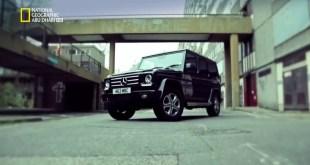 صانع السيارات الخارقة HD : مرسيدس ج-واجن