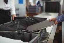 مقال - لماذا يوضع اللابتوب بسلة منفصلة خلال التفتيش في المطارات؟