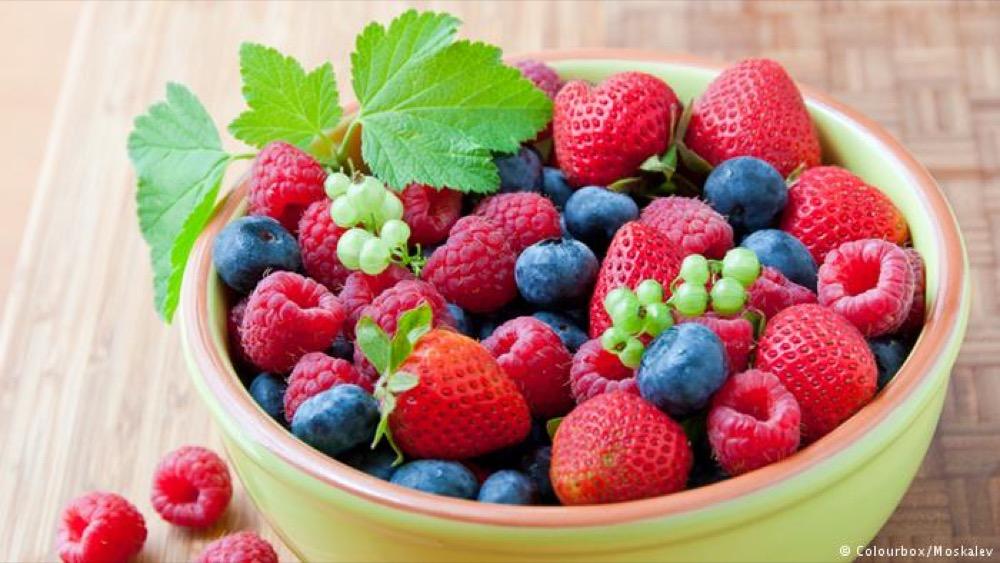 مقال - فواكه لتخفيف الوزن و المحافظة على الحيوية