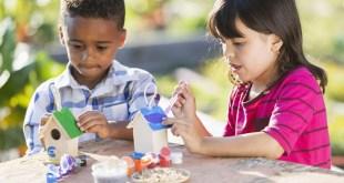 مقال - كيف تحافظ على نشاط عقل طفلك خلال الصيف؟
