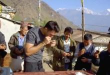 صورة الطاه المغامر ح4 : النيبال