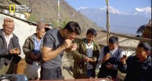 الطاه المغامر ح4 : النيبال