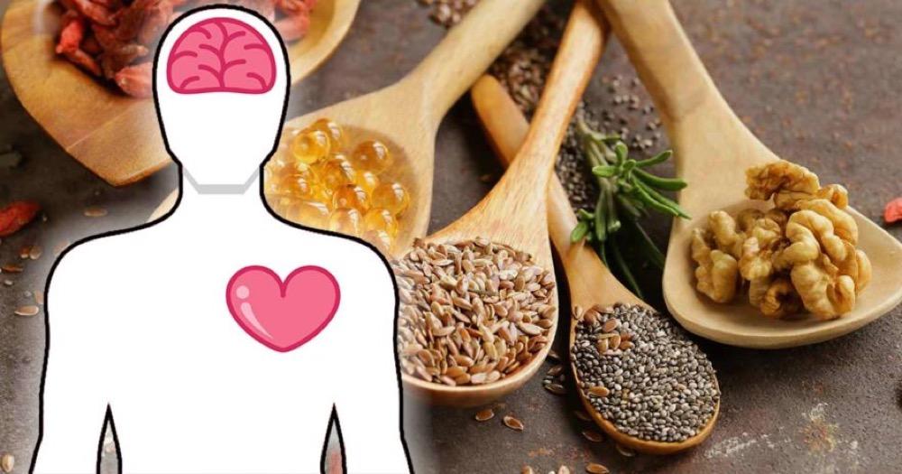 مقال – إذا كنت نباتياً .. 7 مصادر طبيعية لأحماض أوميغا 3